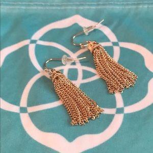 Kendra Scott Custom tassel Earrings